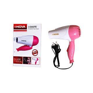 Fold-able Hair Dryer 1000 WT