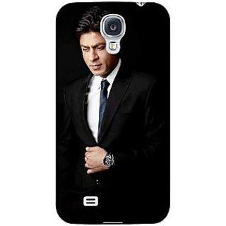 Enhance Your Phone Bollywood Superstar Shahrukh Khan Back Cover Case For Samsung Galaxy S4 I9500 E60926