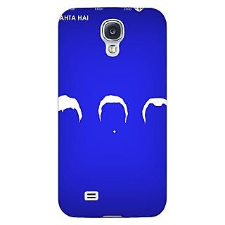 Enhance Your Phone Bollywood Superstar Dil Chahta Hai Back Cover Case For Samsung Galaxy S4 I9500 E61109