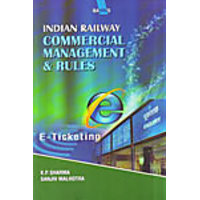 Indian Railway Commercial Management  Rules