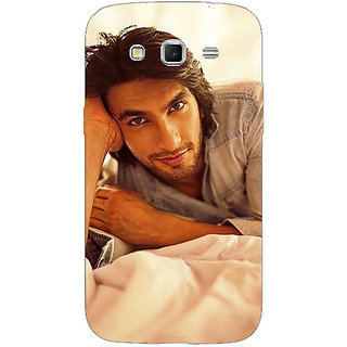 Enhance Your Phone Bollywood Superstar Ranveer Singh Back Cover Case For Samsung Galaxy Grand 2 E70928