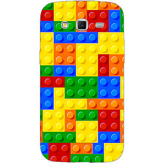 Enhance Your Phone Lego Back Cover Case For Samsung Galaxy Grand 2 E71442