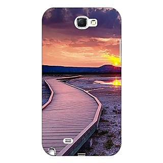 Enhance Your Phone Path To Heaven Back Cover Case For Samsung Galaxy Note 2 N7100 E81156