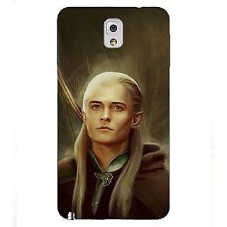 Enhance Your Phone LOTR Hobbit  Back Cover Case For Samsung Galaxy Note 3 N9000 E90375