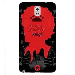 Enhance Your Phone Entourage Vince Back Cover Case For Samsung Galaxy Note 3 N9000 E90435