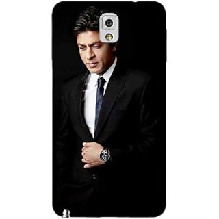 Enhance Your Phone Bollywood Superstar Shahrukh Khan Back Cover Case For Samsung Galaxy Note 3 N9000 E90926
