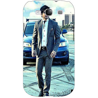 Enhance Your Phone Bollywood Superstar Sushant Singh Rajput Back Cover Case For Samsung Galaxy Grand Duos I9082 E100914