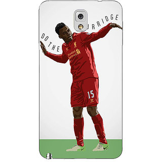 Enhance Your Phone Liverpool Sturridge Back Cover Case For Samsung Galaxy Note 3 N9000 E90552