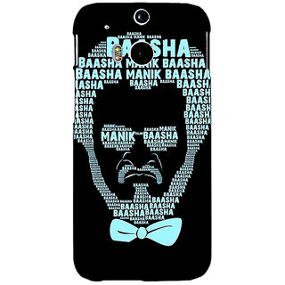 Enhance Your Phone Rajni Rajanikant Back Cover Case For HTC One M8 E141496