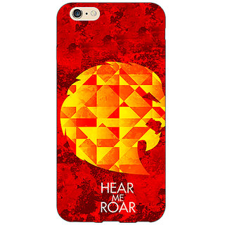 Enhance Your Phone Game Of Thrones GOT House Lannister  Back Cover Case For Apple iPhone 6 E150159
