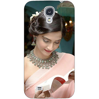 Enhance Your Phone Bollywood Superstar Sonam Kapoor Back Cover Case For Samsung Galaxy S4 Mini I9192 E161070