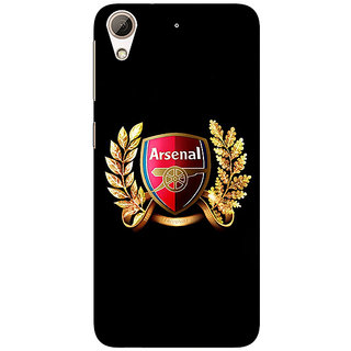 EYP Arsenal Back Cover Case For HTC Desire 626S