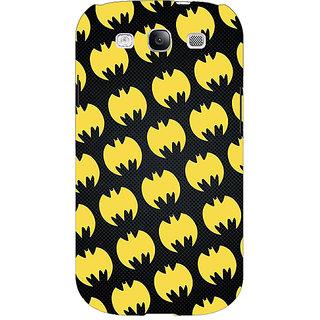 Enhance Your Phone Superheroes Batman Dark knight Back Cover Case For Samsung Galaxy S3 Neo E340012