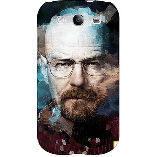 Enhance Your Phone Breaking Bad Heisenberg Back Cover Case For Samsung Galaxy S3 Neo E340421