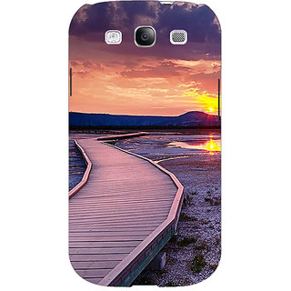 Enhance Your Phone Path To Heaven Back Cover Case For Samsung Galaxy S3 Neo E341156