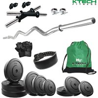 KTECH 30KG COMBO 24 HOME GYM