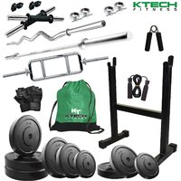 KTECH 40KG COMBO 12 HOME GYM