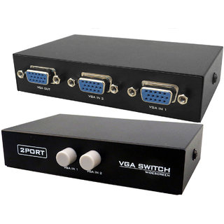 VGA Switch 2 Port