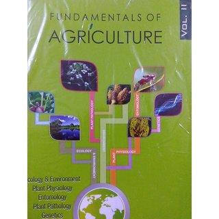 Fundamentals of Agriculture Vol - II
