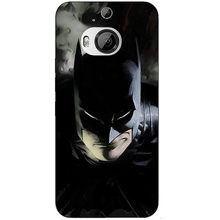 Enhance Your Phone Superheroes Batman Dark knight Back Cover Case For HTC M9 Plus E680006