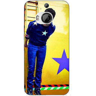 Enhance Your Phone Bollywood Superstar Siddharth Malhotra Back Cover Case For HTC M9 Plus E680944