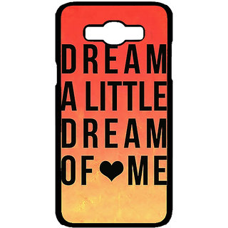 Enhance Your Phone Dream Love Back Cover Case For Samsung Galaxy J7