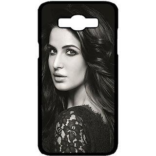 Enhance Your Phone Bollywood Superstar Katrina Kaif Back Cover Case For Samsung Galaxy J7