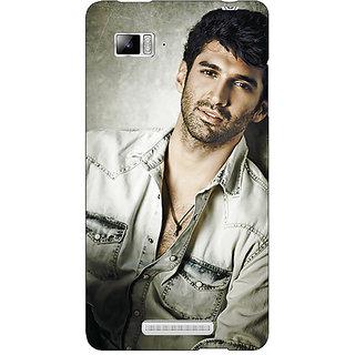Enhance Your Phone Bollywood Superstar Aditya Roy Kapoor Back Cover Case For Lenovo K910