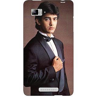 Enhance Your Phone Bollywood Superstar Aamir Khan Back Cover Case For Lenovo K910