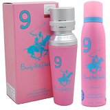 Beverly Hills Polo Club Women EDP Perfume No.9 & Deodorant No 9