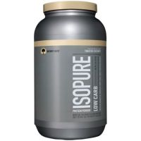NatureS Best Isopure Low Carb- 3 Lbs Toasted Coconut