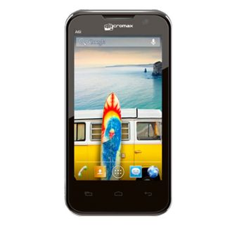Micromax A61 3G Grey Mobile available at ShopClues for Rs.2995