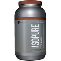 NatureS Best Isopure Low Carb- 3 Lbs Dutch Chocolate