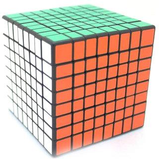 AZI ShengShou 8x8 Black Base Cube