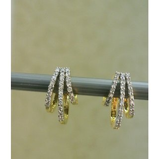 Fashion American Diamond Earrings