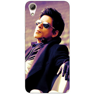 Enhance Your Phone Bollywood Superstar Shahrukh Khan Back Cover Case For HTC Desire 626G