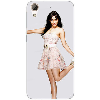 Enhance Your Phone Bollywood Superstar Deepika Padukone Back Cover Case For HTC Desire 626G+