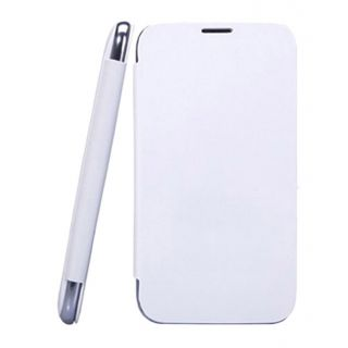Karbonn A50 flip cover in white color available at ShopClues for Rs.105