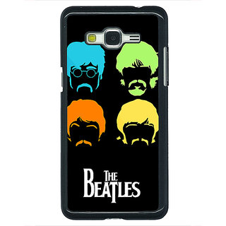 Enhance Your Phone The Beatles Back Cover Case For Samsung Galaxy J5 E631083