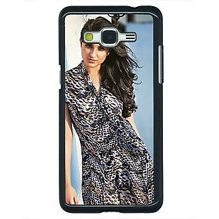 Enhance Your Phone Bollywood Superstar Parineeti Chopra Back Cover Case For Samsung Galaxy J5 E631030