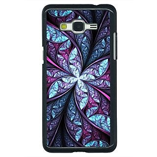 Enhance Your Phone Abstract Flower Pattern Back Cover Case For Samsung Galaxy J5 E631520