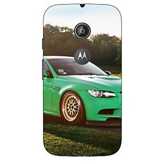 Enhance Your Phone Super Car BMW Back Cover Case For Moto E2 E650634