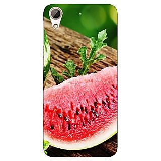 Enhance Your Phone Watermelon Back Cover Case For HTC Desire 728G Dual Sim