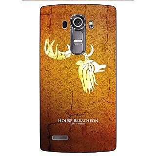 Enhance Your Phone Game Of Thrones GOT House Baratheon  Back Cover Case For LG G4