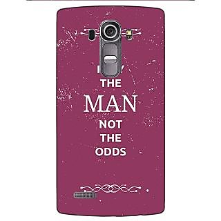 Enhance Your Phone SUITS Quotes Back Cover Case For LG G4
