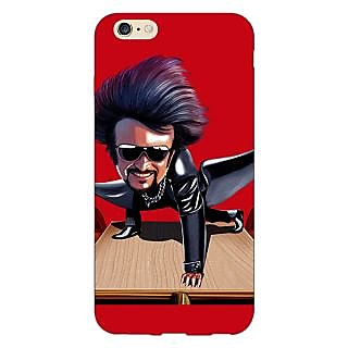 Enhance Your Phone Rajni Rajanikant Back Cover Case For Apple iPhone 6S Plus