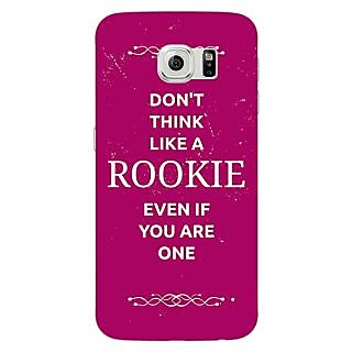 Enhance Your Phone SUITS Quotes Back Cover Case For Samsung S6 Edge E600484