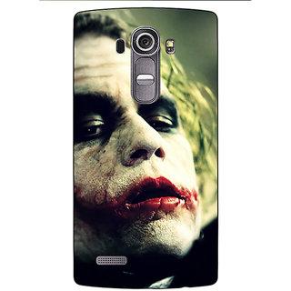 Enhance Your Phone Villain Joker Back Cover Case For LG G4