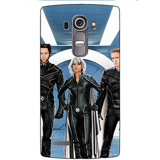 Enhance Your Phone X-men Back Cover Case For LG G4