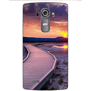 Enhance Your Phone Path To Heaven Back Cover Case For LG G4